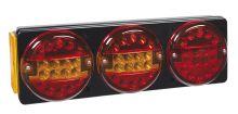 HINTERE LED LEUCHTEN MIT 5 FUNKTIONEN 10-30V SERIE DSL-0500 & DSL-0500.07