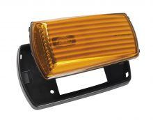 SEITLICHES LED BLINKLICHT 9-33V